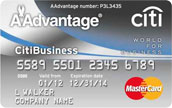 Deals on CitiBusiness® / AAdvantage® World MasterCard®