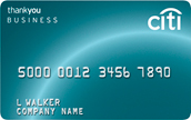 CitiBusiness ThankYou® Card Deals