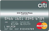 Citi PremierPass® Card - Elite Level